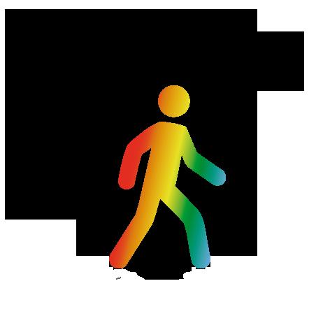 лого психологического центра шаг навстречу